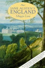 Cover of: Jane Austen's England