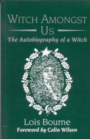 Witch amongst us by Lois Bourne
