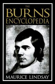 Cover of: The Burns encyclopedia