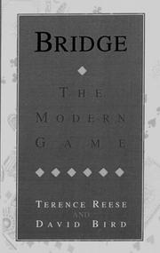 Cover of: Bridge | Terence Reese
