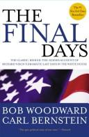 The final days by Woodward, Bob.