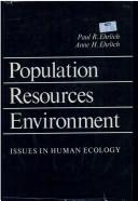 Cover of: Population resources environment