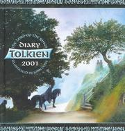 Cover of: The Tolkien 2001 Desk Diary