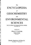 The encyclopedia of geochemistry and environmental sciences.