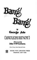 Cover of: Bang! bang!