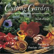Cover of: Cutting Garden | Sarah Raven