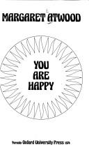 Cover of: You are happy: [poems]