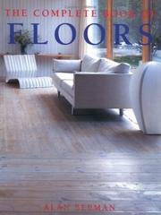 Cover of: The Complete Book of Floors