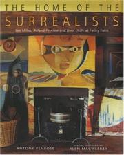Cover of: The Home of the Surrealists | Antony Penrose