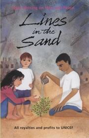 Cover of: Lines in the Sand | Mary Hoffman
