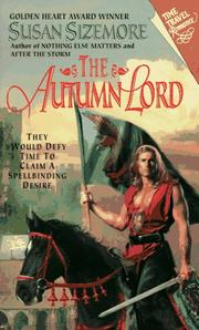 Cover of: The Autumn Lord