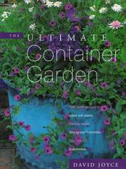 Cover of: The Ultimate Container Garden