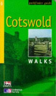 Cover of: Cotswold walks