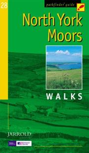 Cover of: North York moors walks