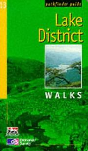 Cover of: Lake District Walks