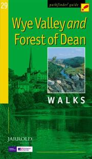 Cover of: Wye Valley and Forest of Dean
