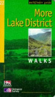 Cover of: More Lake District Walks