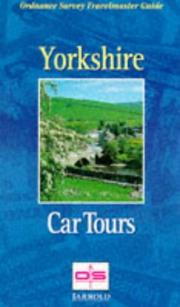 Cover of: Yorkshire Car Tours (Travelmaster Guides) | Ordnance Survey