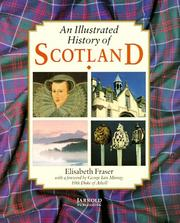Cover of: An illustrated history of Scotland