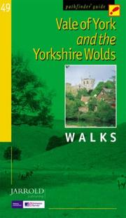 Cover of: Vale of York and the Yorkshire Wolds