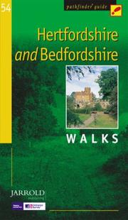 Cover of: Hertfordshire and Bedfordshire