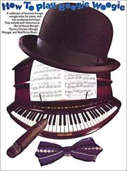 Cover of: How to Play Boogie Woogie