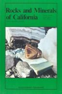 Cover of: Rocks and minerals of California | Vinson Brown