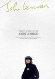 Cover of: The lyrics of John Lennon