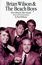 Cover of: Brian Wilson & the Beach Boys