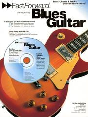 Cover of: Fast Forward/Blues Guitar (Fast Forward (Music Sales))