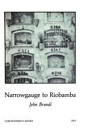 Cover of: Narrowgauge to Riobamba