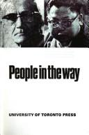 Cover of: People in the way | James Wood Wilson