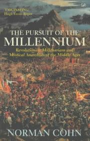 Cover of: Pursuit of the Millennium