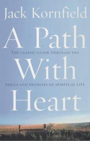 Cover of: A Path with Heart | Jack Kornfield