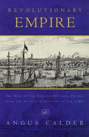 Cover of: Revolutionary Empire |