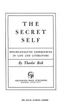 Cover of: The secret self