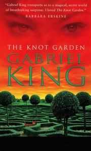 Cover of: The Knot Garden