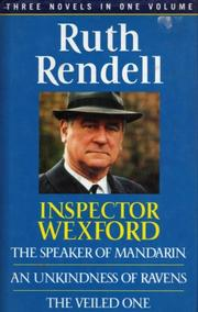Cover of: Inspector Wexford