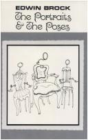 Cover of: The portraits & the poses