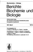 Cover of: Organische Stereochemie