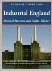 Cover of: Industrial England | Michael Stratton