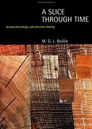 Cover of: A slice through time