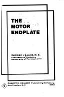 Cover of: The motor endplate