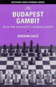 Cover of: The Budapest Gambit | Bogdan Lalic