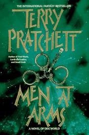 Cover of: Men at arms | Terry Pratchett