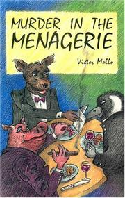 Cover of: Murder In The Menagerie