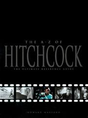 The A-Z of Hitchcock