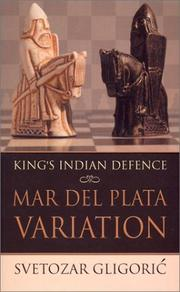 Cover of: King's Indian Defence