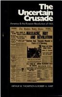 Cover of: The uncertain crusade