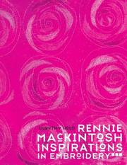 Cover of: Rennie Mackintosh Inspirations in Embroidery